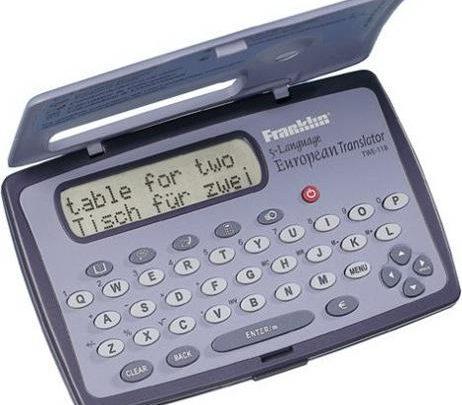 Traducteur électronique : nos conseils pour réaliser un achat fûté photo 3