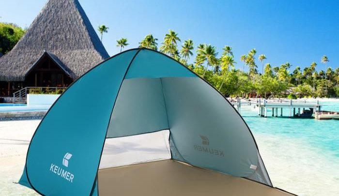 Quelle est en ce moment la meilleure tente de plage de l'année photo 3